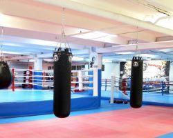 Зал бокса на Кожуховской, бокс в Москве