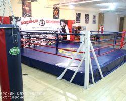 Зал на Тушинской, бокс в Москве