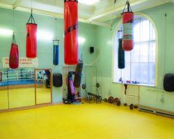 Зал бокса МГУ