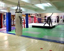 Зал бокса на Волгоградском проспекте, бокс в Москве