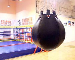 Зал бокса на Алексеевской, бокс в Москве