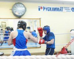 Зал бокса МАИ