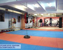 Зал на Тульской, бокс в Москве